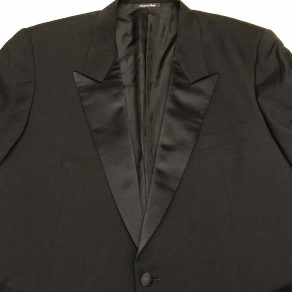 bac37ea3521 Yves Saint Laurent Suits & Blazers | Tuxedo Blazer | Poshmark